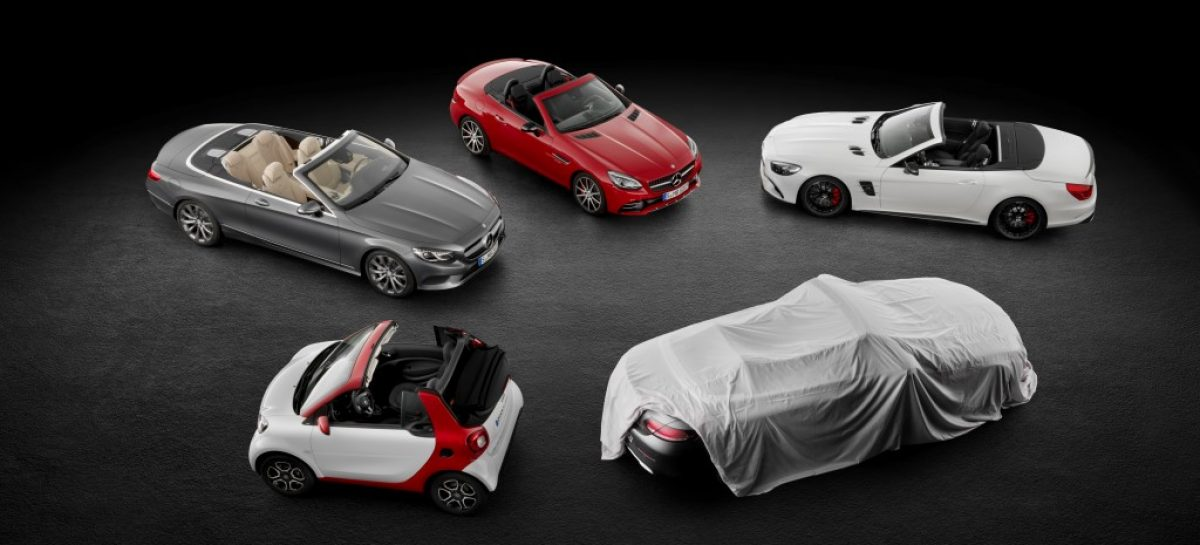 Автомобили мечты Mercedes