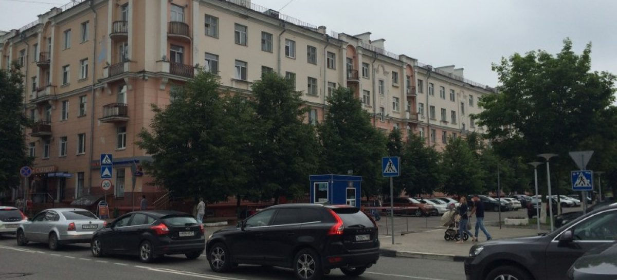 Платную парковку хотят ввести в Подмосковье