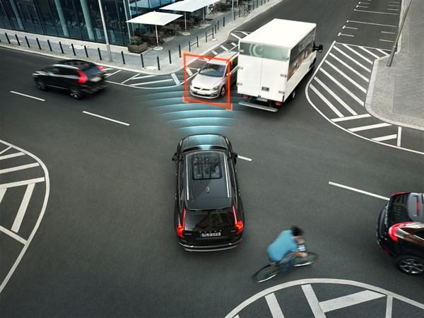 City Safety yf Volvo XC90