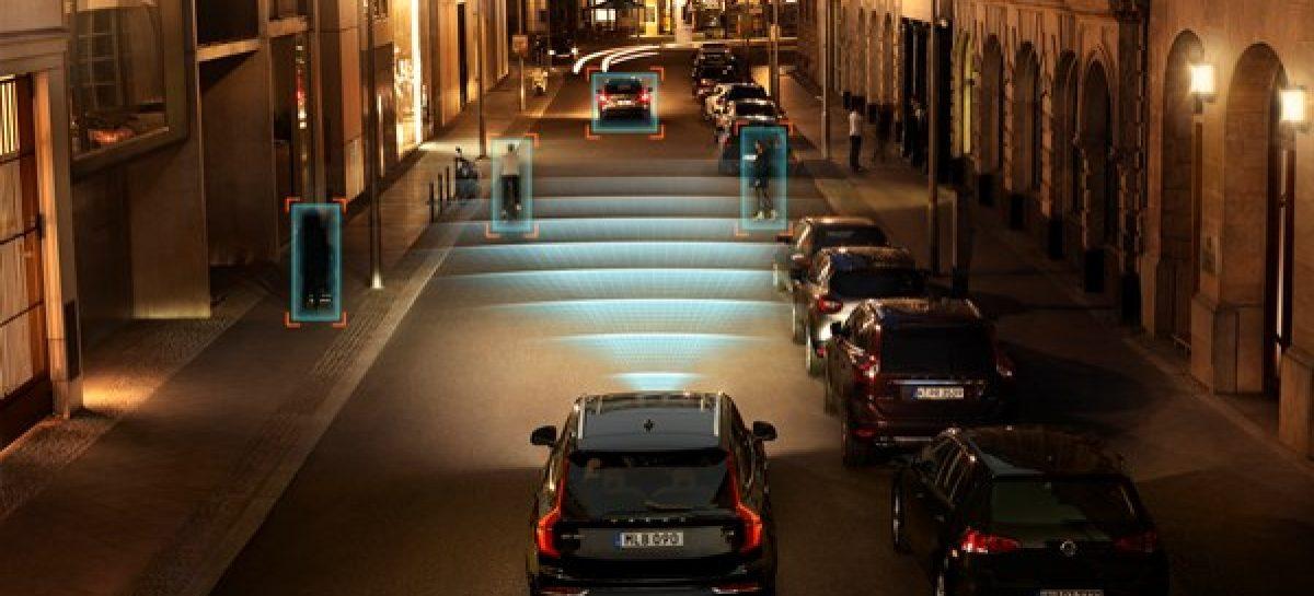 Достижения Volvo в области безопасности