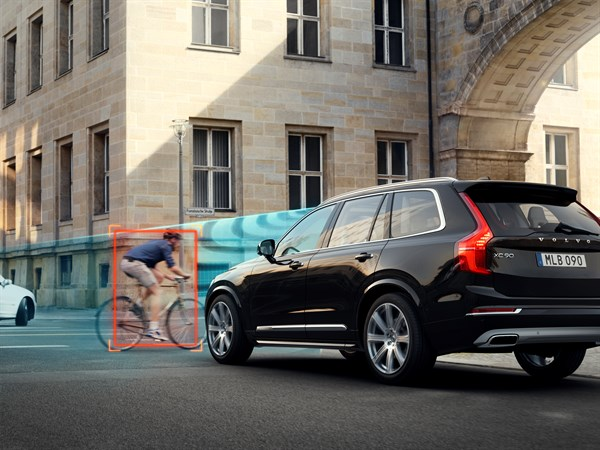 City Safety yf Volvo XC90