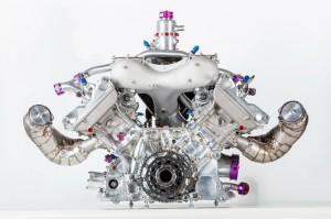 Двигатель Porsche 919 Hybrid