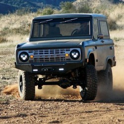 Ford Bronco by Icon