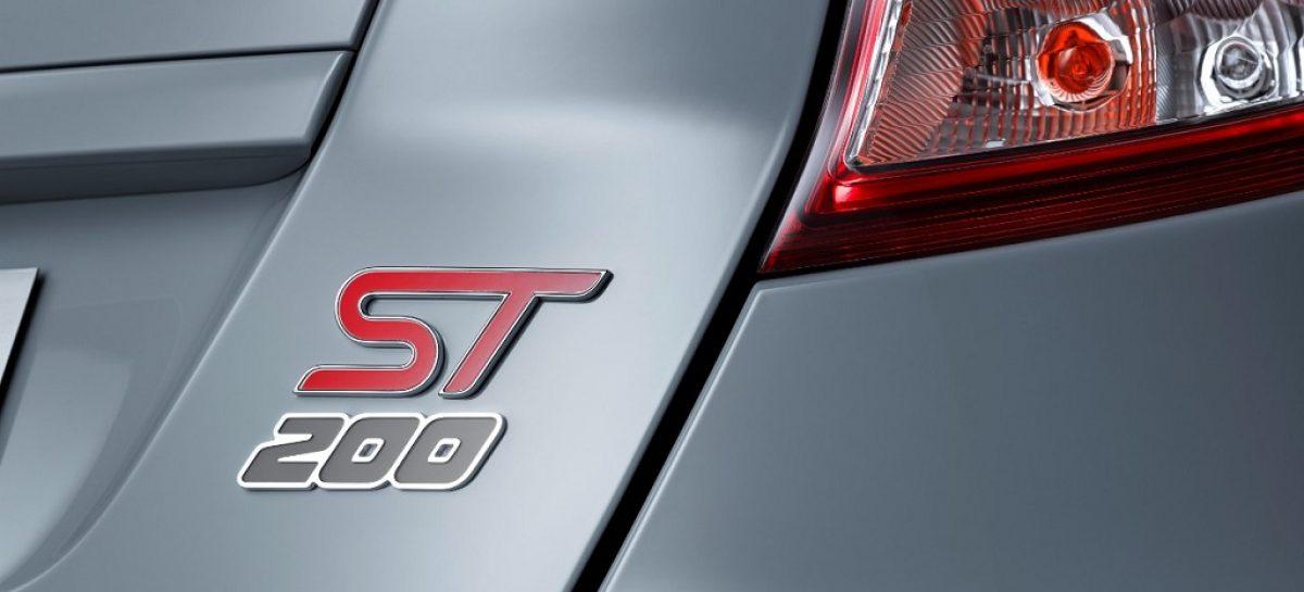 Ford выпустил самую мощную Fiesta