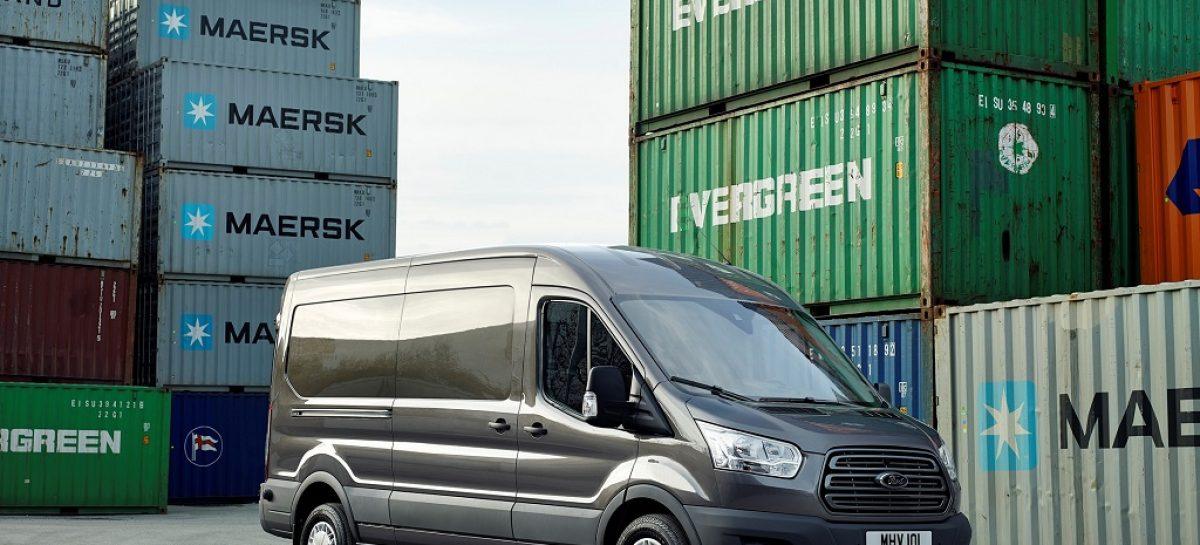 Ford стал самым продаваемым брендом в Европе