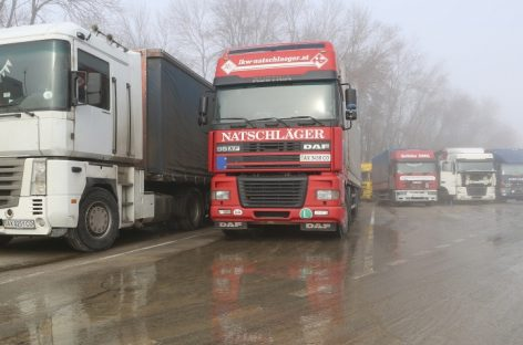 Рост грузового рынка в ноябре обеспечили модели-иномарки