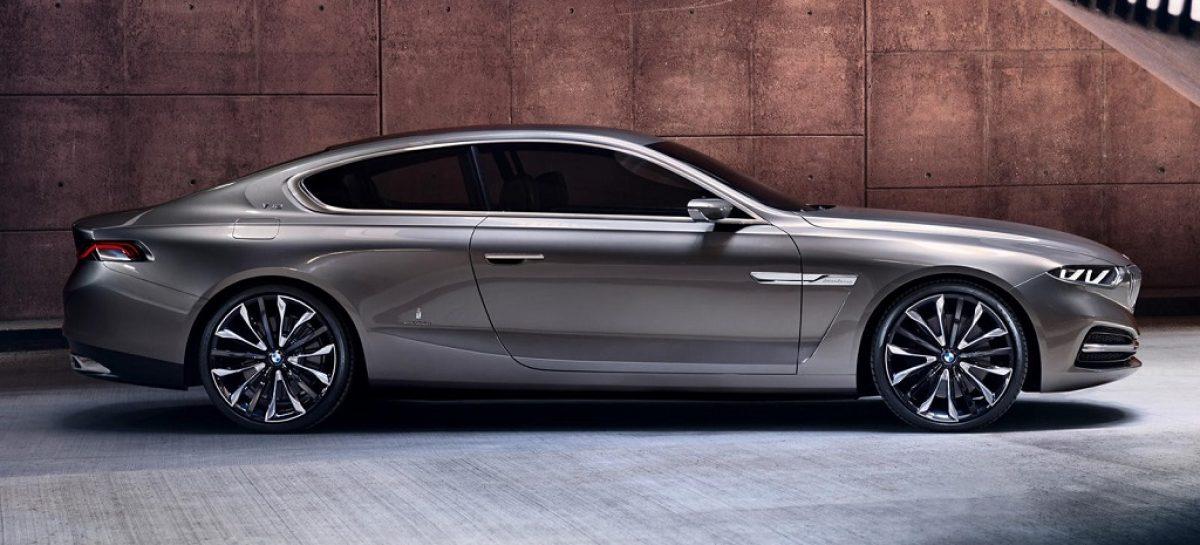 BMW возрождает 8 Series