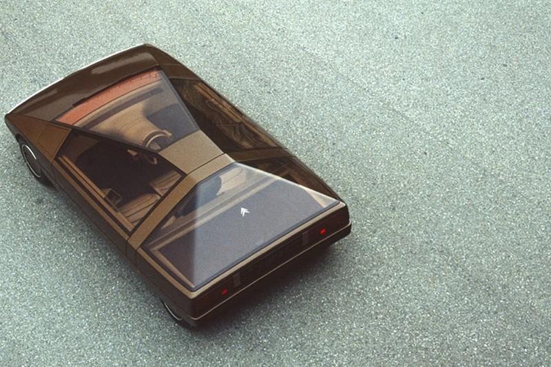 Концепткар Citroen Karin 1980 года