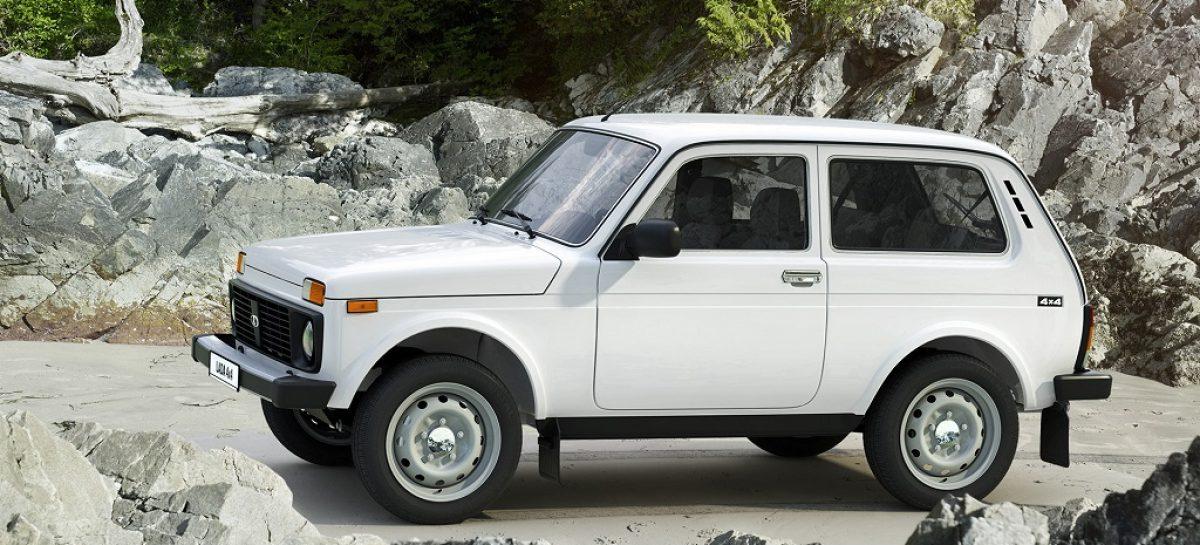 Продажи Lada в Латвии выросли почти на 3000%