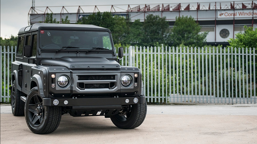 Land Rover Defender End Edition от Kahn Design