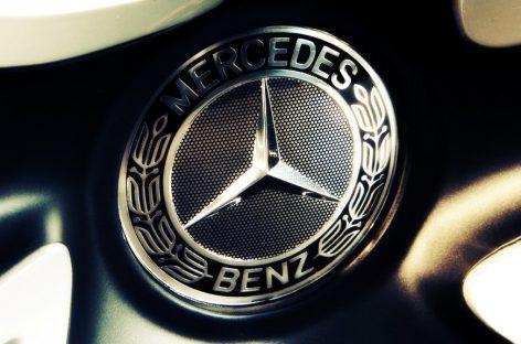 Mercedes рассекретил фрагменты нового электромобиля
