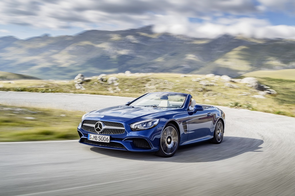 Mercedes-Benz SL 2015