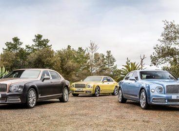 Bentley Mulsanne: роскошь, созданная вручную