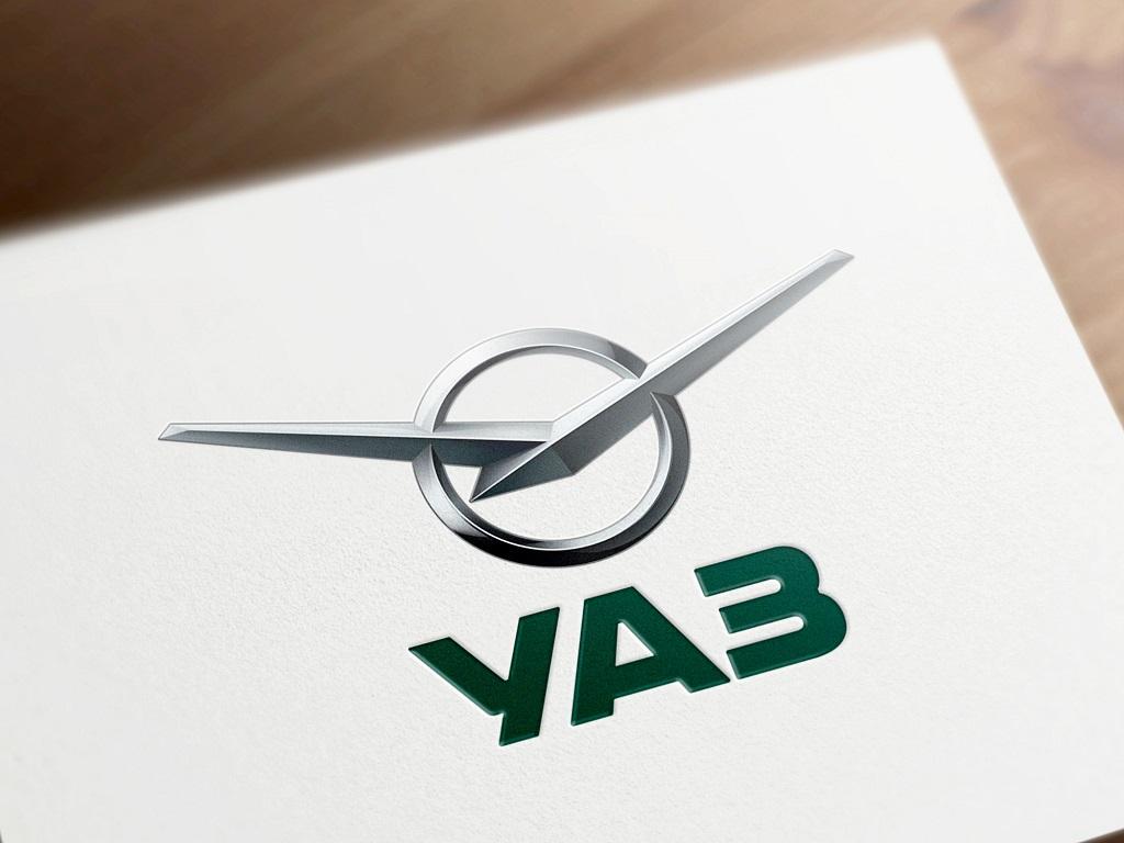 Новый логотип УАЗ