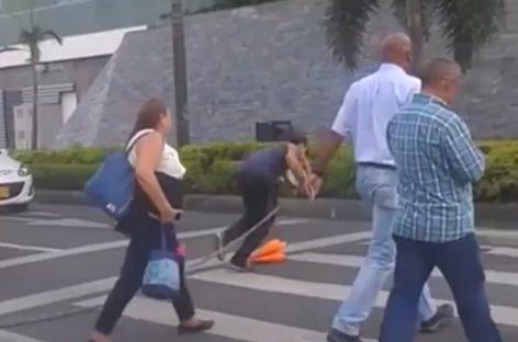 Пешеходы бывают разными