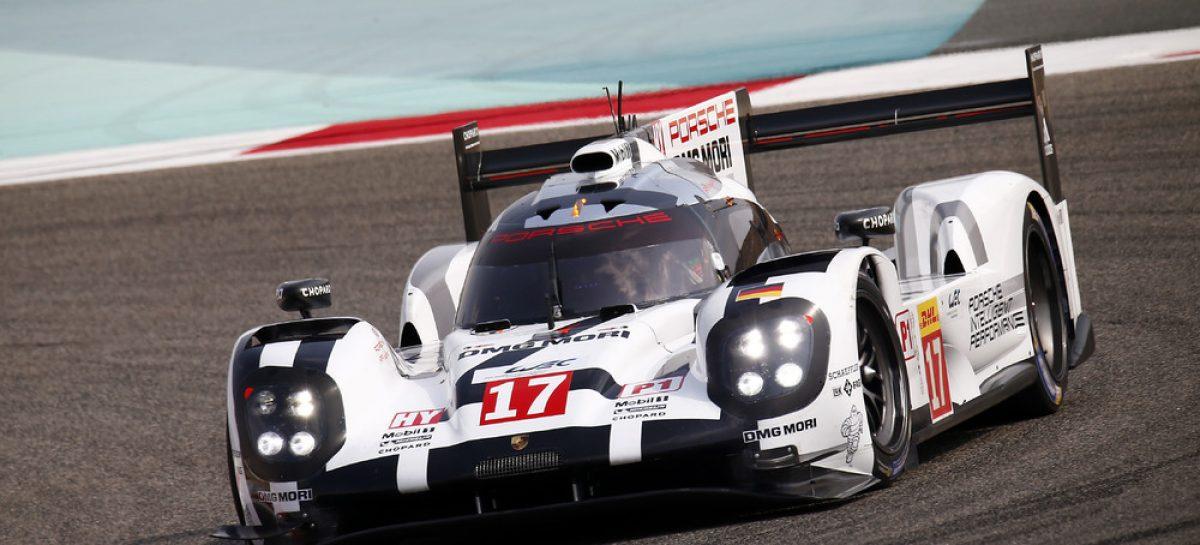 Porsche рассекречивает двигатель 919 Hybrid
