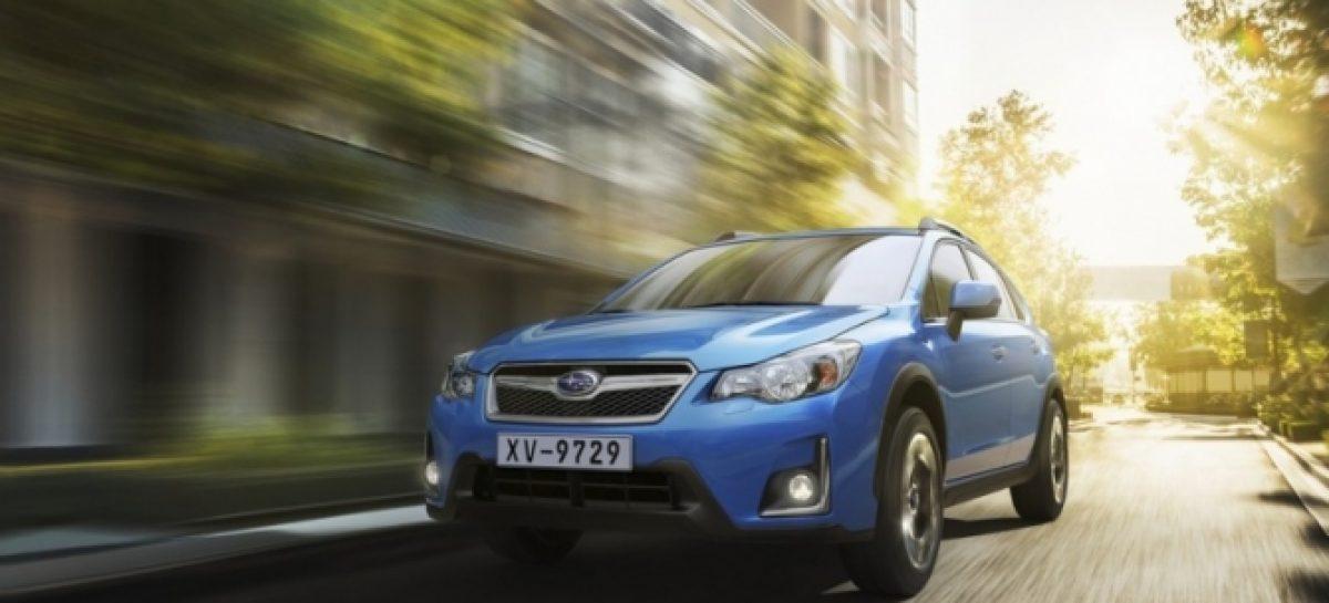 На рынок выходит обновленный Subaru XV