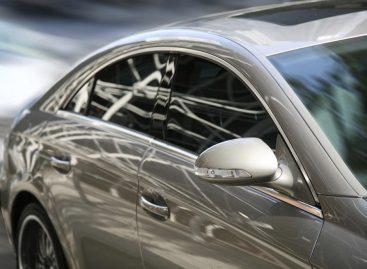 Тонировка стёкол в автомобиле
