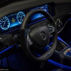 Тюнингованный Mercedes-Benz S63 AMG