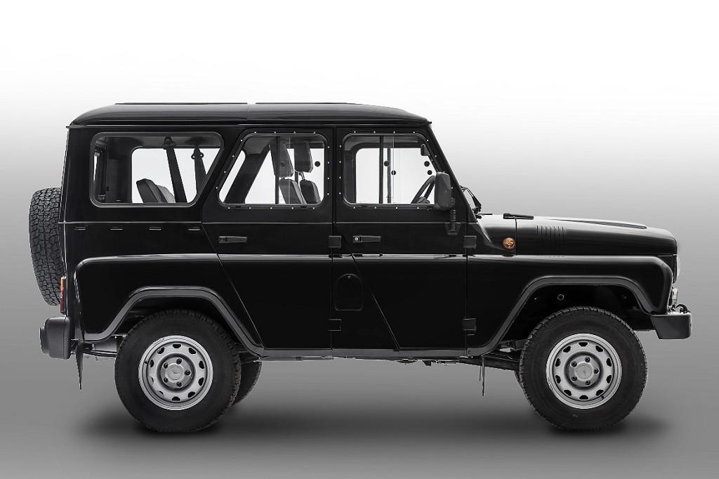 Уаз Хантер 2019 купить в Москве Major Auto - официальный