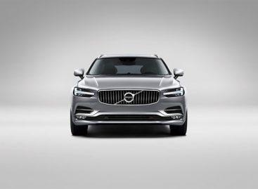 Volvo представил новый универсал