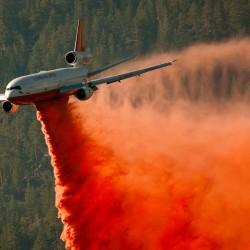 Крупные Эпические Пожары: Самолеты, Поля и Цистерны