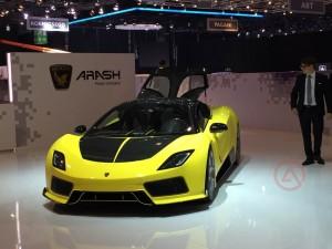 Arash AF8