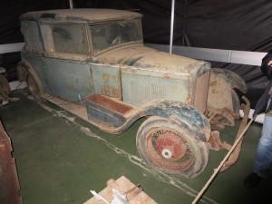 Автомобиль из коллекции Роже Байона