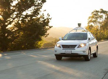 Автономный автомобиль стал виной ДТП