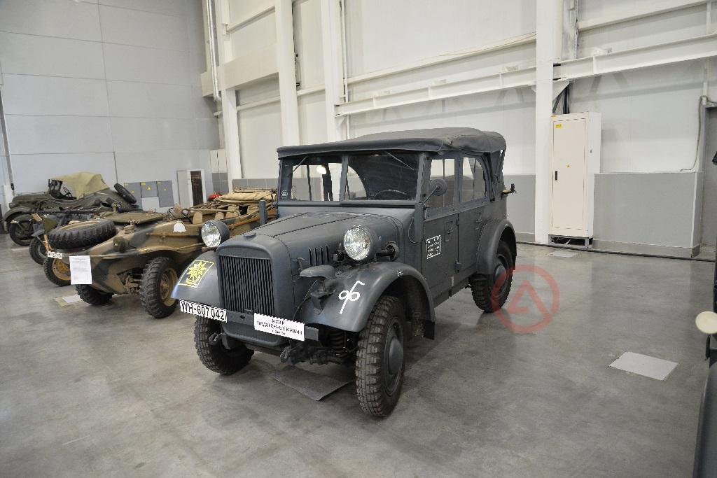 BMW-325 Kfz/1 1938 года. Моторы войны