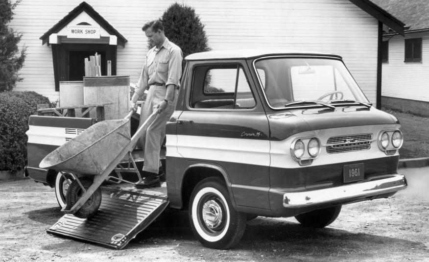 Chevrolet Corvair 1961 года