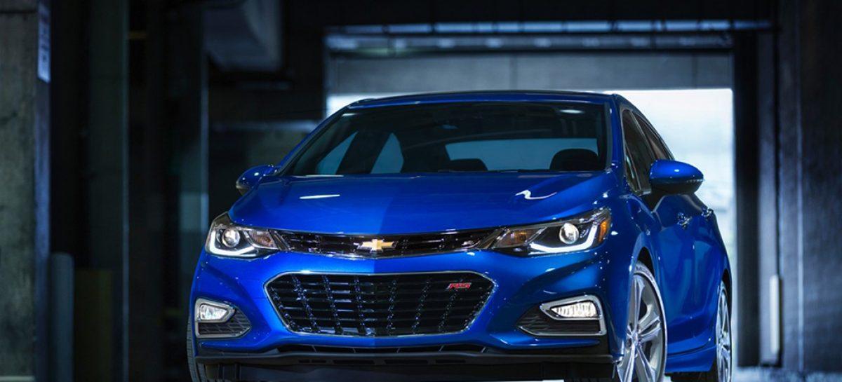 Дизельная модификация Chevrolet Cruze появится на рынке в 2017 году