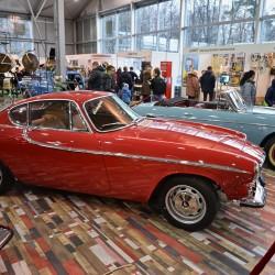 Volvo P1800E купе 1965 года
