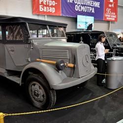 Mercedes L1500A Jagdwagen 1941 года