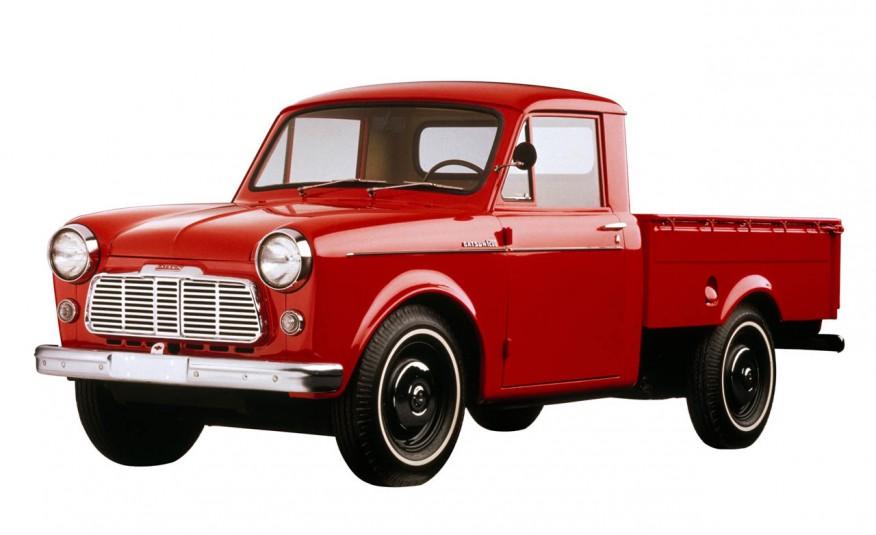 Datsun 1000 1958 года