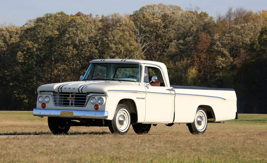 Dodge Custom Sports Special 1963–67