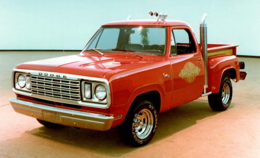 Dodge Li'l Red Express Truck