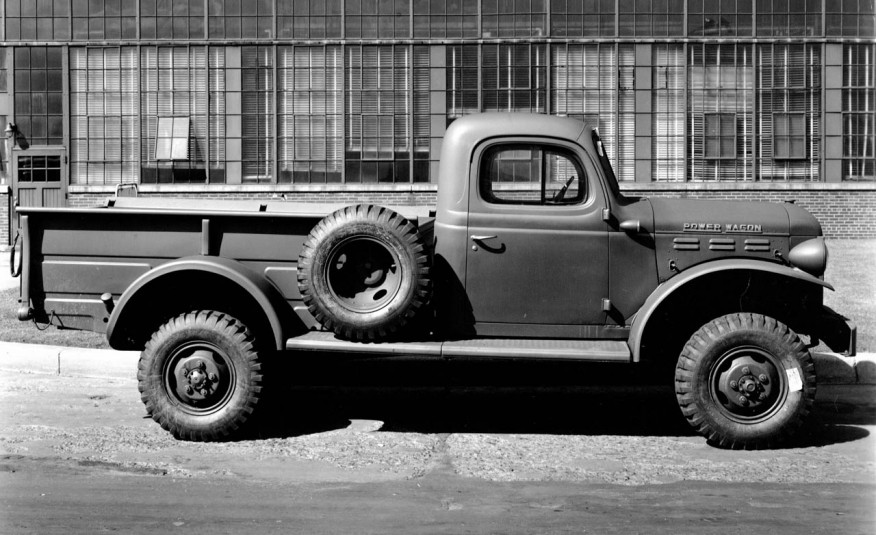 Dodge Power Wagon 1946 года