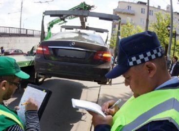 Московский паркинг застрахует своих инспекторов