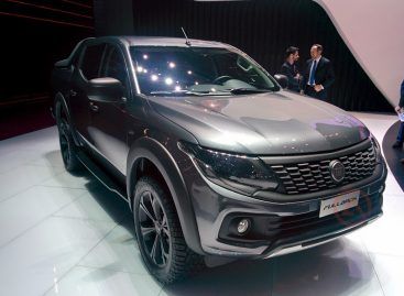 Fiat привез в Россию пикап на базе Mitsubishi L200
