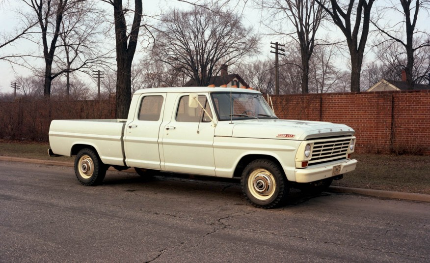 Ford F-Series 1965 года