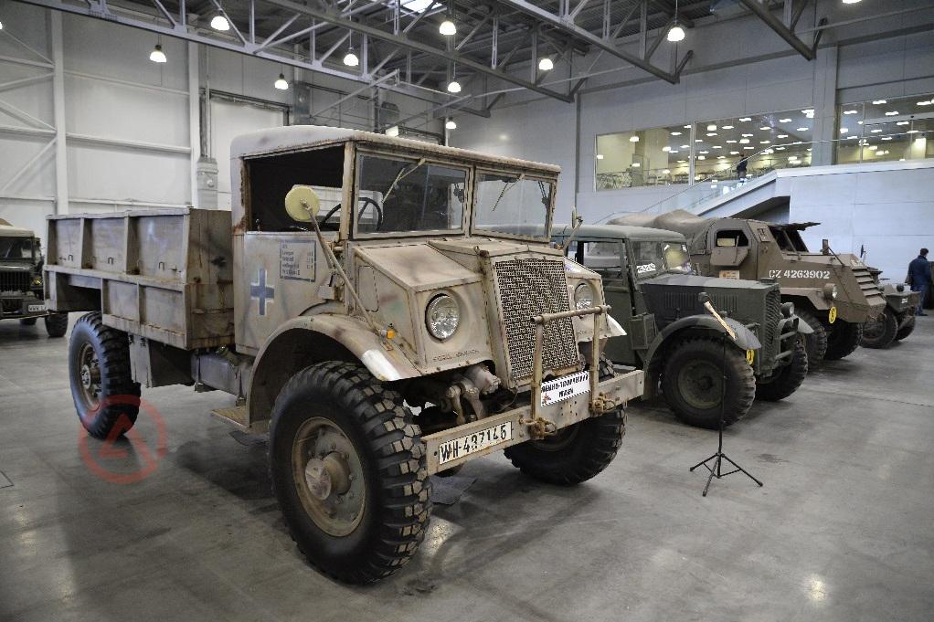 Ford F60L Canada. Моторы войны