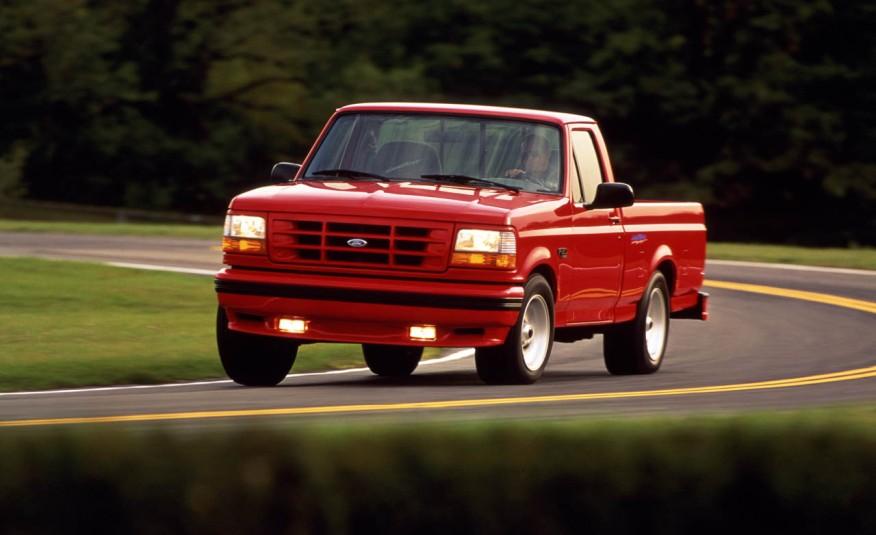 Ford Lightning 1995-2004 годов