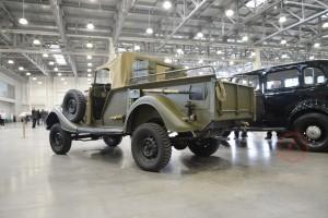 ГАЗ 61-416 пикап. Моторы войны