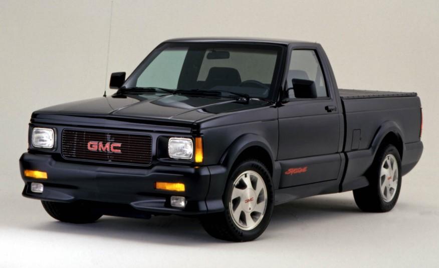 GMC Syclone 1991 года