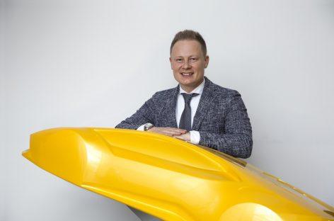 В дизайн-центре Lamborghini сменился директор