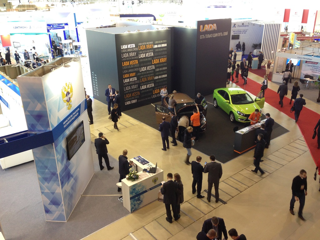 Lada на выставке Госзаказ – ЗА честные закупки
