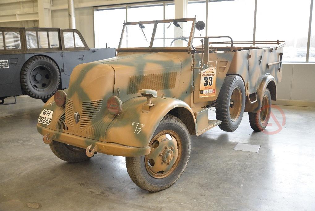 Гранит-1500А Kfz.70. Моторы войны