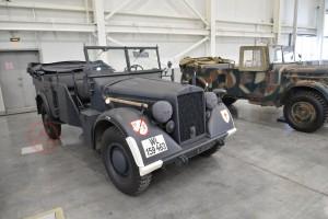 Horch 901 Typ 40 kfz.16 1. Моторы войны