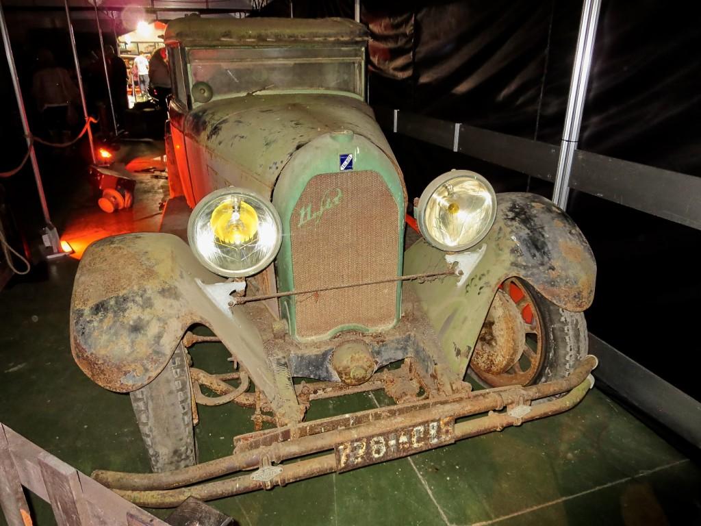 Автомобили Роже Байона